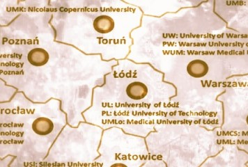 Bibliometric analysis of Polish universities