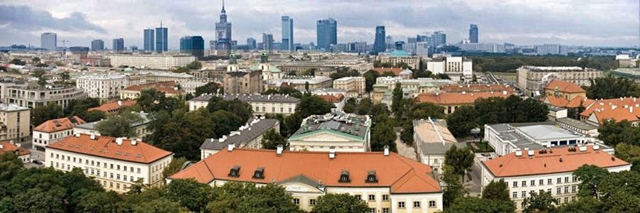 University of Warsaw – top Polish university in the international ranking
